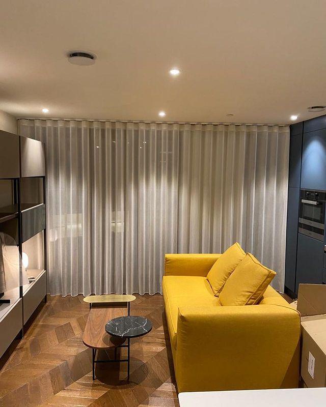Automated Curtains Dubai
