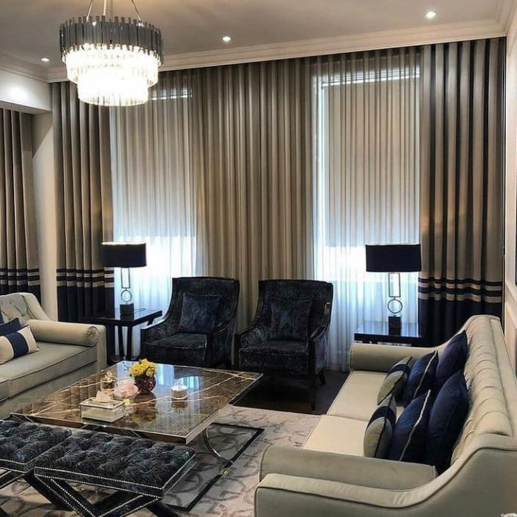 Curtains Installation Dubai