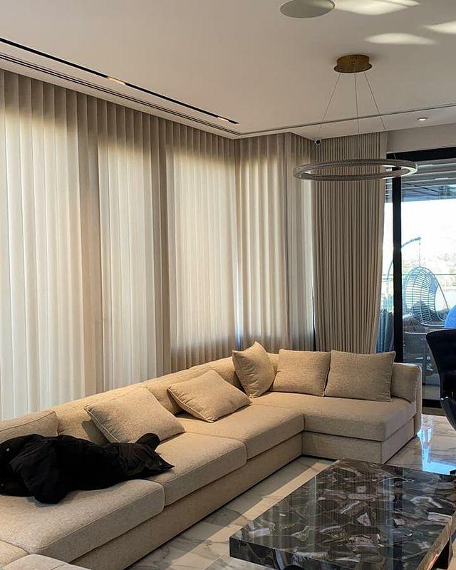 Leading Motorized Curtains Dubai